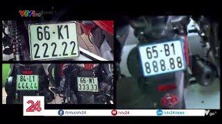 Gặp thanh niên sở hữu kho xe biển số độc lạ nhất nhì Việt Nam| VTV24