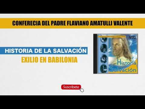 8-exilio-en-babilonia---historia-de-la-salvación---padre-flaviano-amatulli