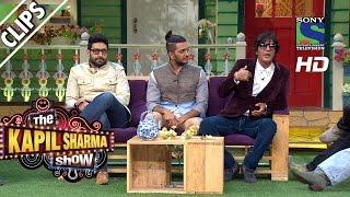 Akshay, Riteish aur Abhishek ki suhaani subah - The Kapil Sharma Show - Episode 9 - 21st May 2016