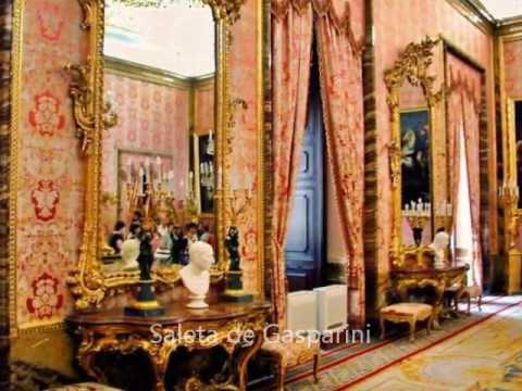 Palacio real de madrid youtube - Casa de los reyes de espana ...