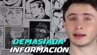"DEMASIADA INFORMACION "" Too much information"" 