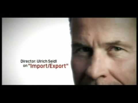 Ulrich Seidi On Import/Export