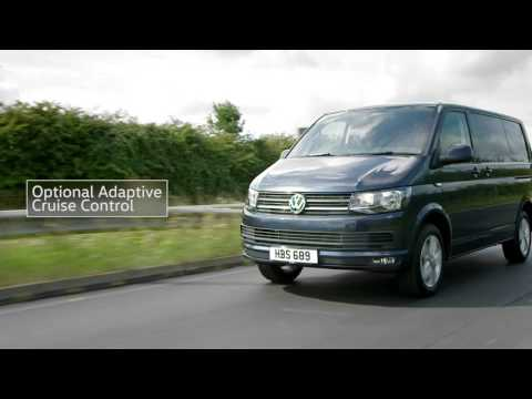 The New Volkswagen Transporter | Safety | Volkswagen Commercial Vehicles