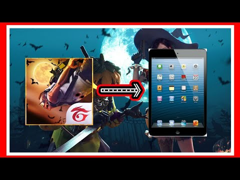 Freefire On Ipad Mini 1 / How To Play Freefire On Ipad Mini 1 : Long_Kim_Hong