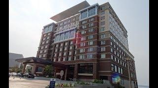 Elevator Ride & Exploring the New Hyatt Regency Southport Hotel, Renton, WA