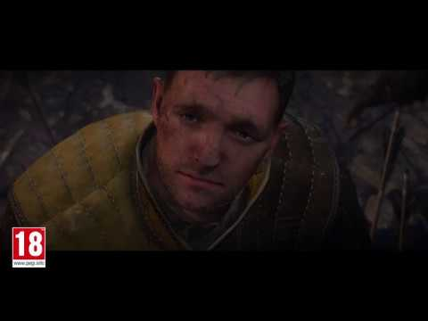 Kingdom Come: Deliverance gameplay trailer - A Blacksmith's Tale
