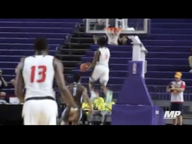 Highlights from the City of Palms Basketball Tournament