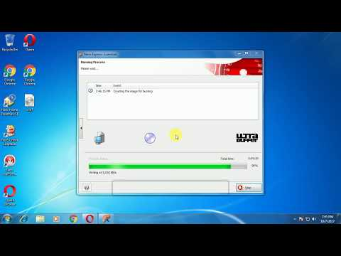How To Make An Image Of Windows 7 Dvd Using NERO