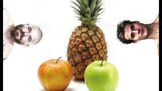 Crushing poor apples & shoving pineapples (Jim Miller's Parody of Super Sage Northcutt)