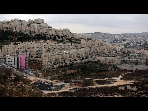 WH: New Israeli settlements 'may not be helpful'