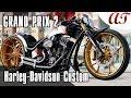 Harley-Davidson SPECIAL SHOWBIKE Custom: GRAND PRIX 2 * A&T Design