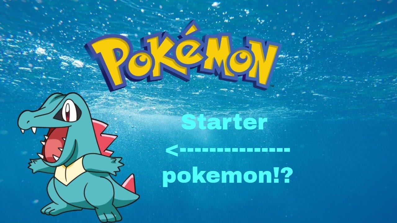 Roblox Project Pokemon - FREE STARTER?! - New Code/Mystery ...