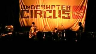 UNDERWATERCIRCUS Song 1 Whole Again LIVE 10.05.2003 München Muffathalle