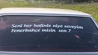 Araba Arkası Yazılar