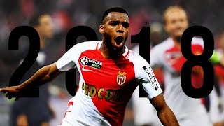 Thomas Lemar • French Wizard • 2017/18