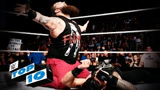 Top 10 SmackDown moments: WWE Top 10,  July 9, 2015