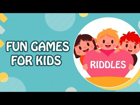 Fun Games For Kids | Riddles And Brain Teasers For Kids | Funny Riddles | Mango Juniors