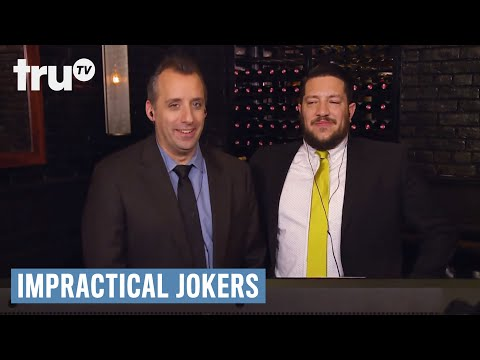 Impractical Jokers - How Not To Start A Business