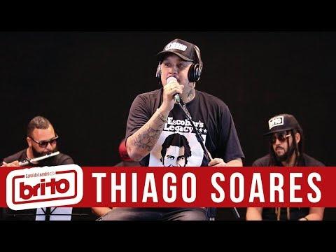 THIAGO SOARES - Um só sentimento   Acústico Canal do Leandro Brito