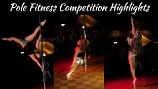 Pole Dance Fitness Competition Routine Highlights Melinda Love