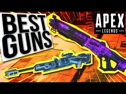 THESE ARE THE BEST GUNS (Apex Legends Gun Guide)