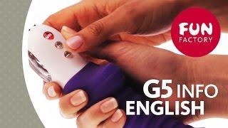 Video: TIGER VIBRATOR G5 BY FUN FACTORY