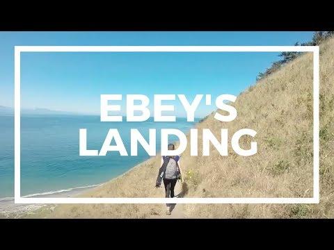 ADVENTURE WITH US #1 | EBEY'S LANDING, WHIDBEY ISLAND, WA