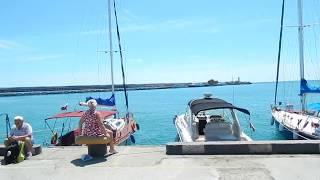 Крым, Ялта, ЛЕТО 2017 НАЧАЛОСЬ... Прогулка по набережной с Андреем Никитским...