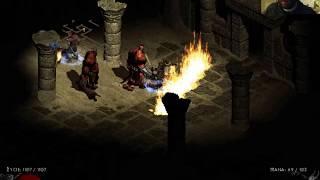 Diablo II - Barbarzyńca HC #50