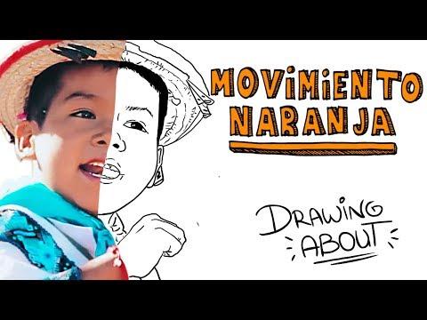 EL MOVIMIENTO NARANJA - YUAWI | Draw My Life