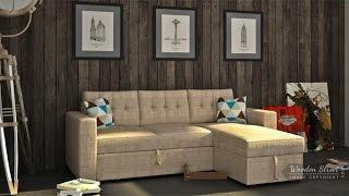 Sofa Sum Bed - Buy Sofa cum Bed and Get Space Saving Wooden Furniture Design For Every Home
