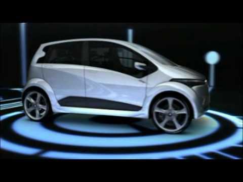 Proton Emas Hybrid Concept Designed By Italdesign Giugiaro Youtube