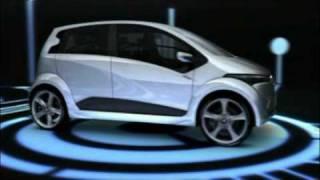 Proton Emas Hybrid Concept designed by Italdesign Giugiaro