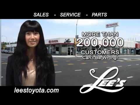 Lee S Toyota Youtube