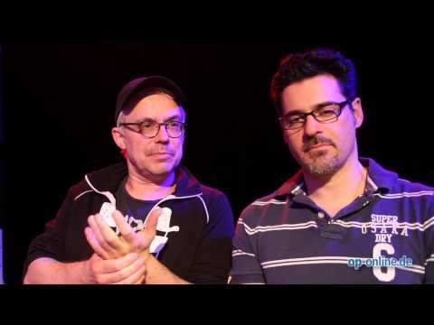 Dollbohrer! Henni Nachtsheim & Rick Kavanian im KFZ Marburg
