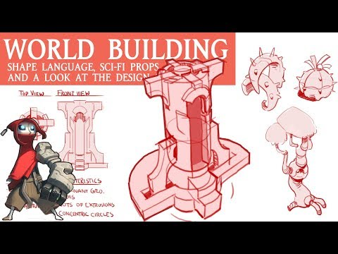 ANALYZING THE DESIGN OF HOB, SHAPE LANGUAGE, AND SCI FI DESIGNS