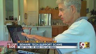 Popular NetFlix tech support scam