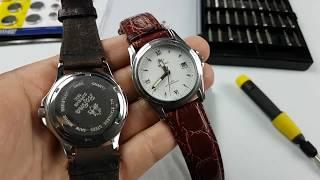 Wymiana Baterii Zegarek z Odkręcanym Dekielkiem PORADNIK