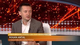 Sikeres nemzeti konzultáció - Rogán Antal - ECHO TV