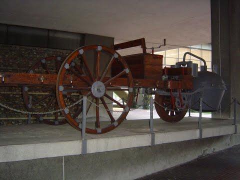 История Автомобиля\\Самый Первый Автомобиль В Мире