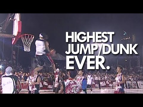 """BEST ALLY-OOP DUNK of ALL-TIME! 5'9"""" T-Dub WINDMILL HEAD OVER RIM!"""