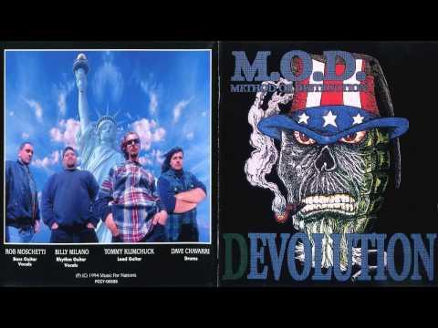 M.O.D. - Devolution (Full Album) [1994]