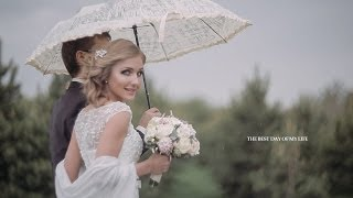 The best day of my life. Свадебная видеосъемка Кемерово.