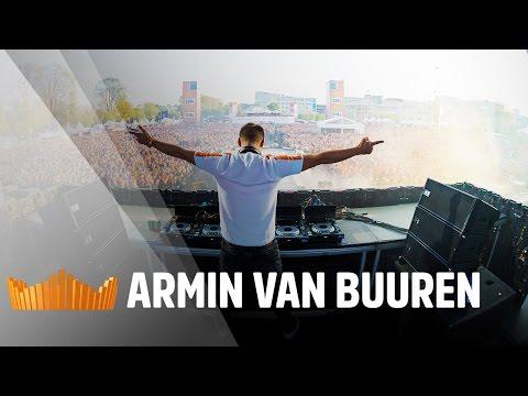 Armin van Buuren (incl 10 minutes old school set) | Live op 538Koningsdag 2017
