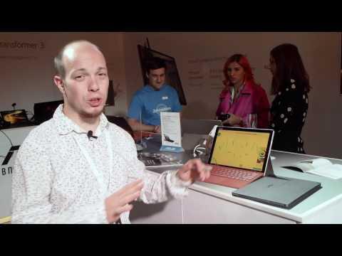 Asus Transformer 3 PRO - видеообзор