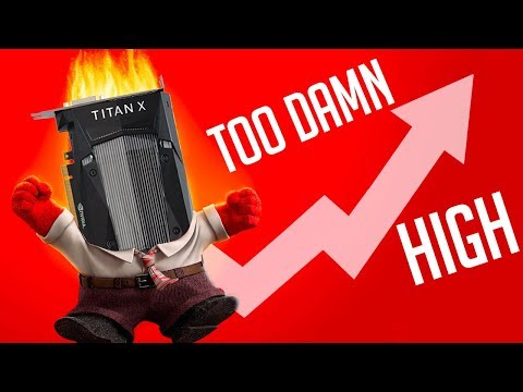 Graphics Card Prices Are Skyrocketing. Why? What Can Be Done?