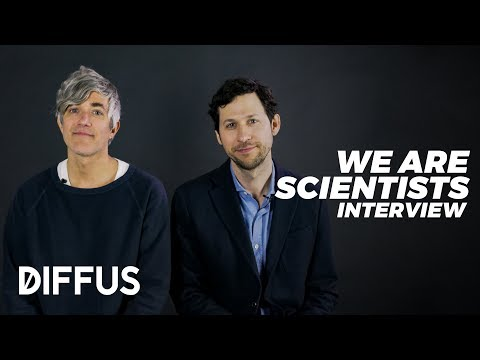 We Are Scientists about