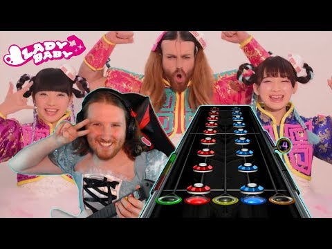 LADYBABY ~ Nippon Manju 100% FC but I'm a member of the band