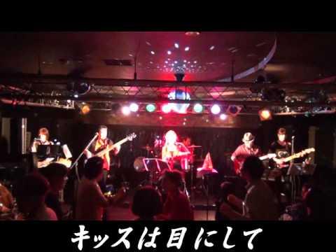 涙の太陽/キッスは目にして~The BooTs at JOHNNY ANGEL Kyoto 2015.10.24 2nd-4