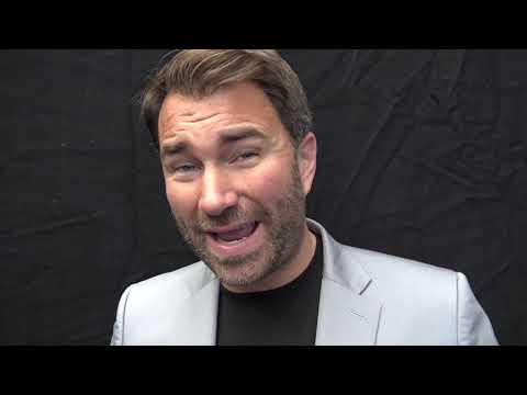 Eddie Hearn On Working With Canelo Talks GGG Fight EsNews Boxing